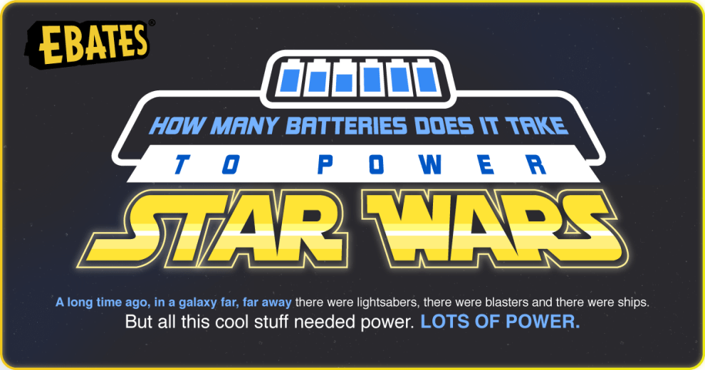 Powering Up the Star Wars Universe