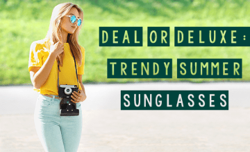 Summer Sunglasses: 4 Trends, 3 Price Points