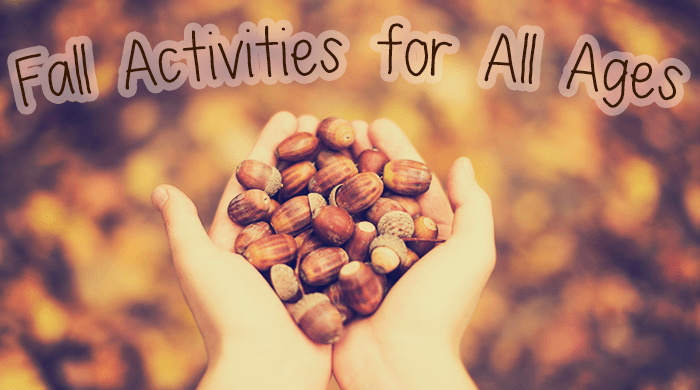 Fall Activities for All That Won't Break the Bank
