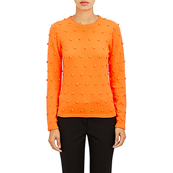 Lisa Perry Pom Pom Sweater | $495 (Barneys New York)