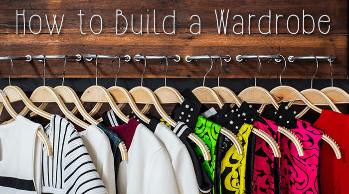 9 Steps to Building a Classic Wardrobe
