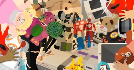 Popular Top 100 Toys Of The 90s Image - Desain Interior Exterior