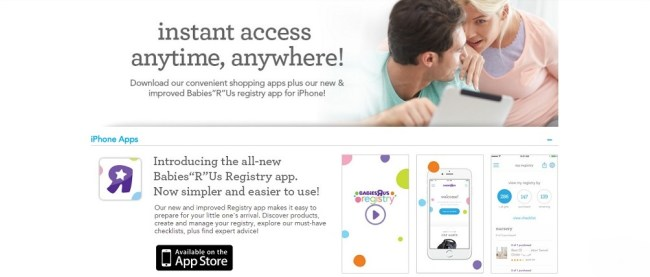 Save Money with Toys R Us App