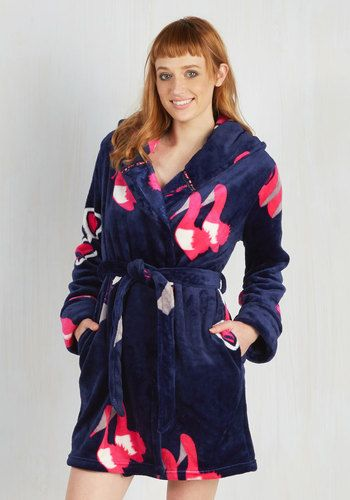 Loveliest Lounging Robe in Glamour