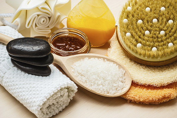 Bath Beauty Products Spa