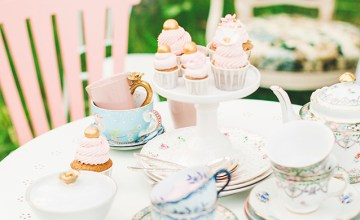 5 Tips to Hosting the Perfect Tea Party