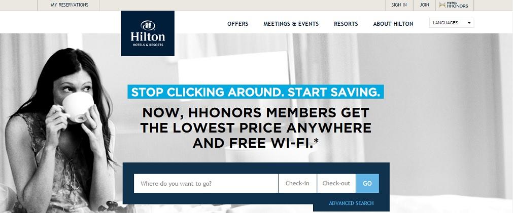 Hilton.com Hotels