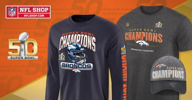 NFL Shop Denver Broncos