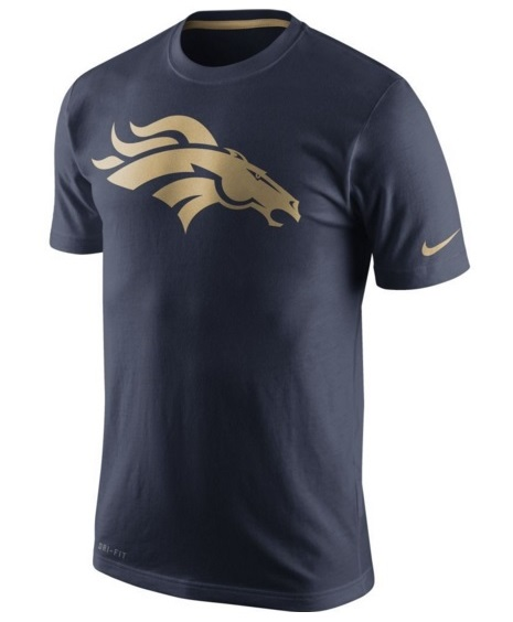 Nike Broncos Champion T-Shirt