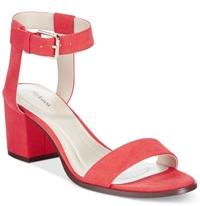 Style Co. Mullaney Ankle-Strap Embellished Sandals