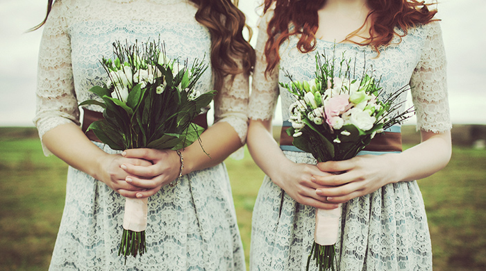 Beautiful Bridesmaid Dresses on a Budget