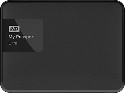 WD My Passport Ulta 1 TB External Hard Drive