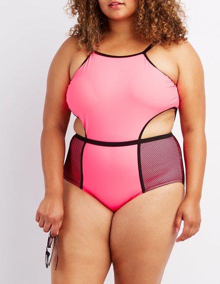 57981ffda09 Curve-Rocking Plus Size Swimsuits and Separates | Ebates.com