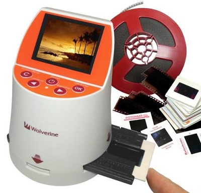 Film to Digital Converter