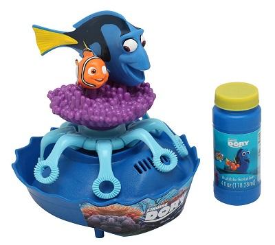 Disney Pixar Finding Dory Bubble Machine