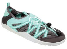 women's gray water shoes
