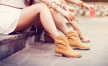 Frugal Fashion: Summer Booties Under $60