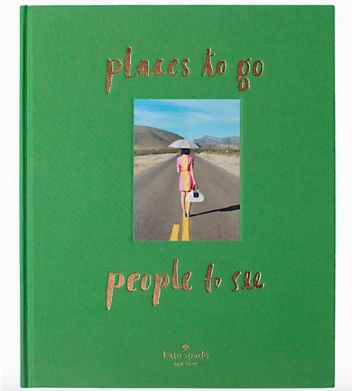 Places to go coffee table book