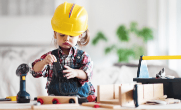 DIY Home Projects Under $500 To Entertain Your Kids This Summer