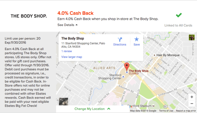 Everything You Need to Know About In-Store Cash Back 56