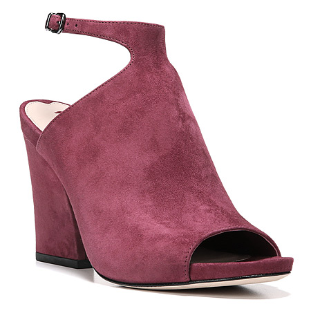 VIA SPIGA Women's Prim mauve wedges