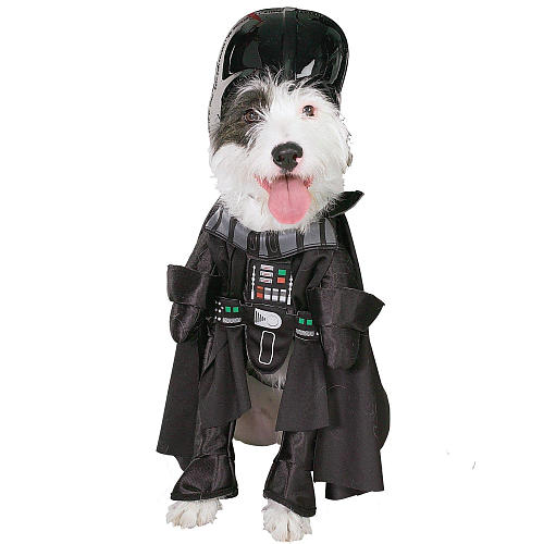Star Wars Darth Vader Pet Dog Halloween Costume