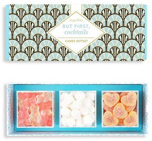 """""""Sugarfina """"""""But First, Cocktails"""""""" Gift Set, $26"""""""