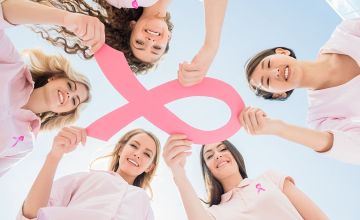 Shop, Save, Support: Breast Cancer Awareness Month