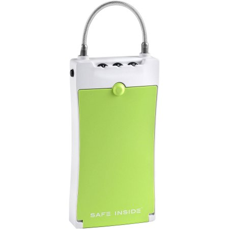 Safe Lock for the Beach