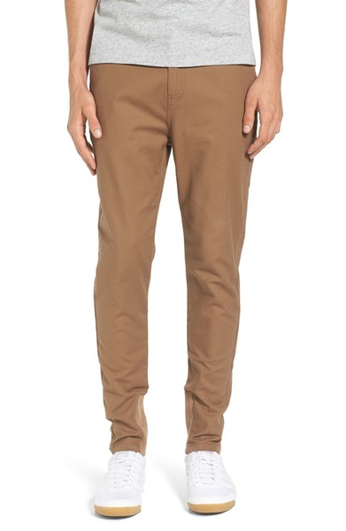 Slouchy Men's Trousers