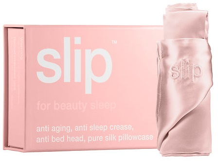 """Slip Silk Pillowcase, $79"""