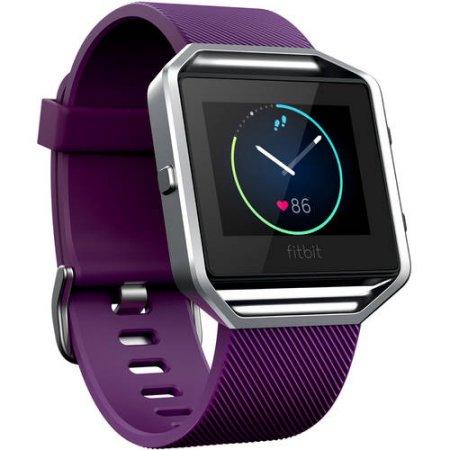 purple Fitbit Blaze