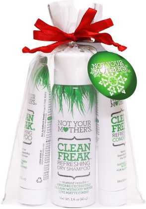 Not Your Mother's Clean Freak 3 Piece Stocking Stuffer
