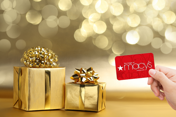 Win a $250 Macy's Gift Card!