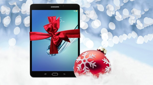 Win a Samsung Galaxy Tab S2 from Ebates