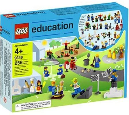 Education Community Minifigures Lego Set