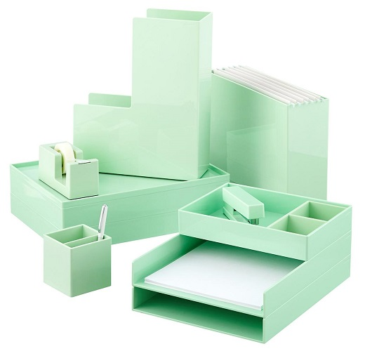 Mint Poppin Silicone Organizers