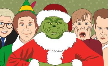 America's Favorite Christmas Movies: Box Office Battle