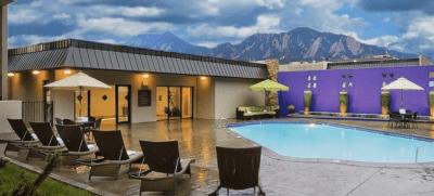 Best Western Hotel Pool