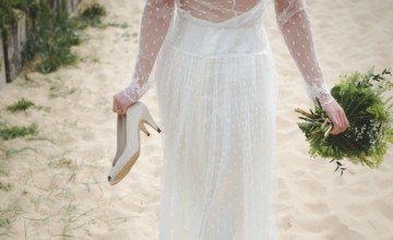 What Your Bridal Shoes Say About You