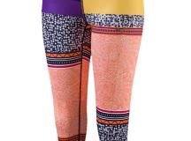 Puma colorful yoga pants