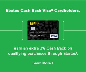 Ebates Visa Credit Card