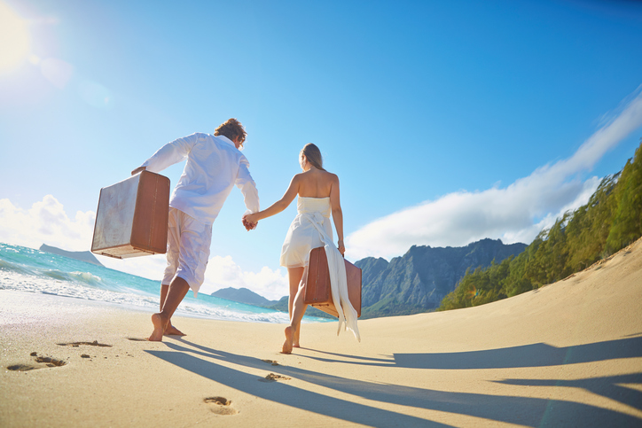 Brides: How to Pack for Your Destination Wedding