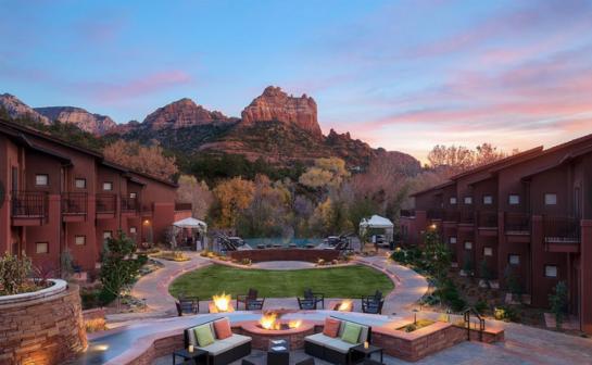 Amara Hotel Resort and Spa Sedona Arizona