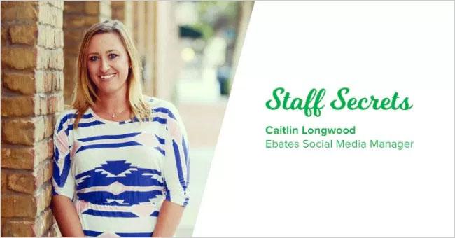 Staff Secrets: Caitlin Longwood 3