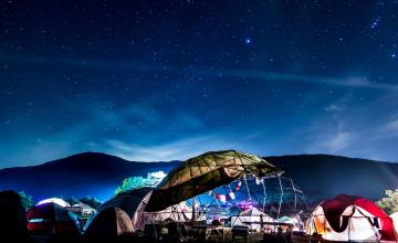 A First-timer's Guide to Festival Camping
