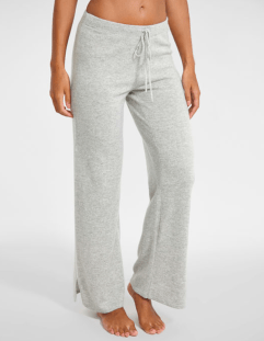 Figleaves Cashmere Wide-Leg Pants