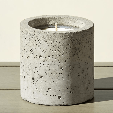 Citronella Table candle