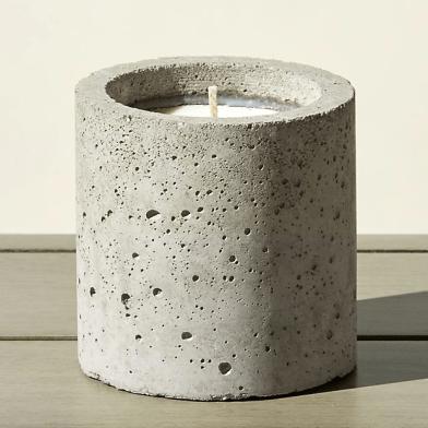 Citronella Table candle