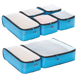 Ebags portable packing cubes